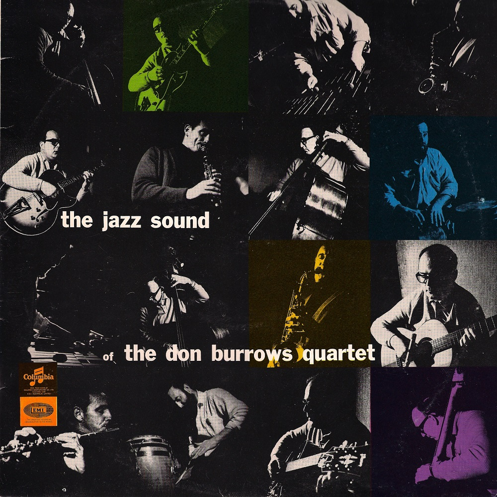 Jazz Sound Of The Don Burrows Quartet