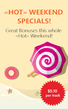 Hot weekend specials